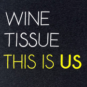 This Is Us Wine & Tissues Tee