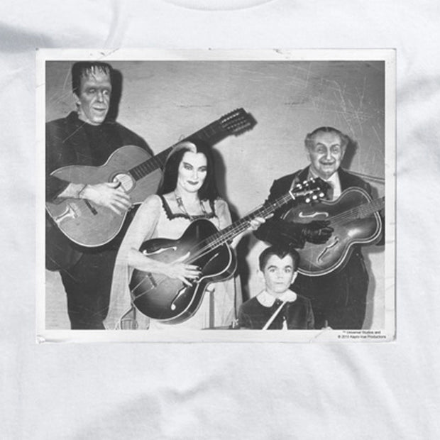 The Munsters Play It Again Long Sleeve Short Sleeve