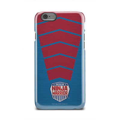 American Ninja Warrior Journey iPhone Tough Phone Case
