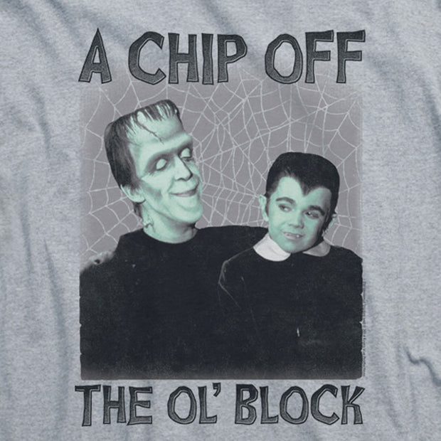 The Munsters A Chip Off Ol' Block Long Sleeve T-Shirt
