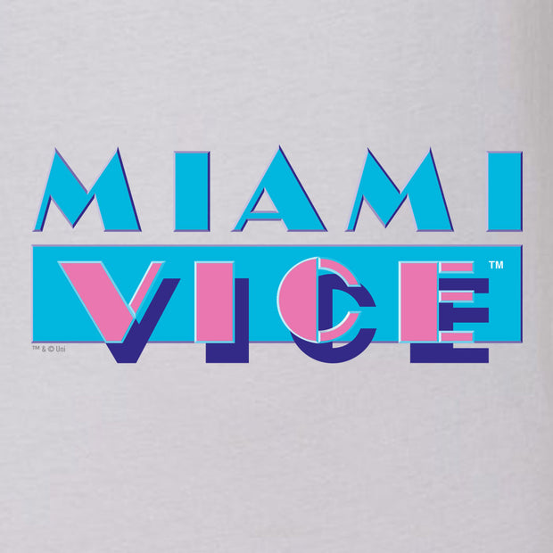 Miami Vice Logo Tank Top