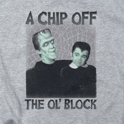 The Munsters A Chip Off the Ol' Block Women's Short Sleeve T-Shirt
