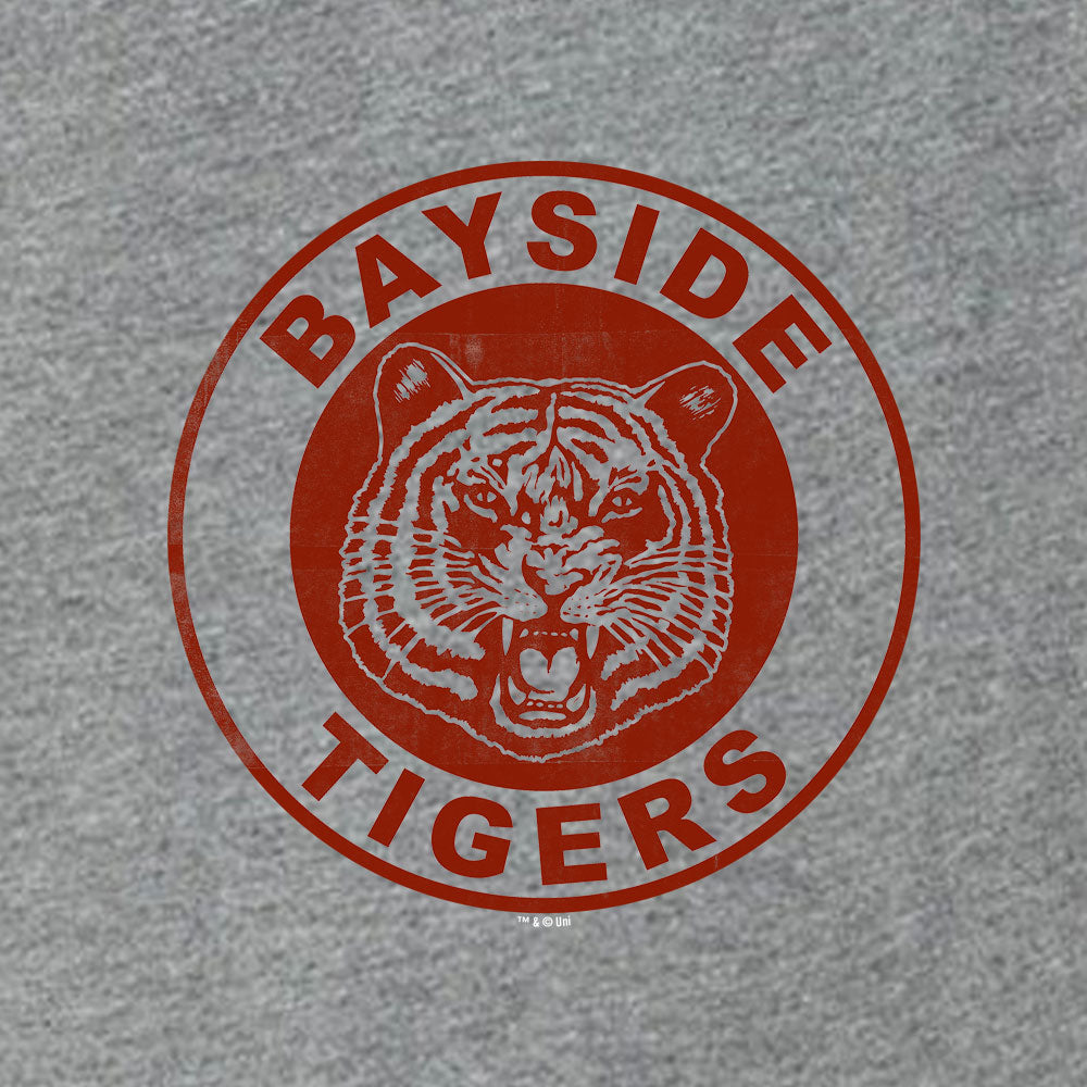 Saved By The Bell Bayside Tigers Women's Tri-Blend Dolman T-Shirt-secondary-image