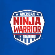 American Ninja Warrior In Training Toddler Short Sleeve Toddler T-Shirt