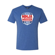 American Ninja Warrior In Training Men's Tri-Blend Short Sleeve T-Shirt