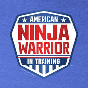 American Ninja Warrior In Training Women's Tri-Blend Short Sleeve T-Shirt