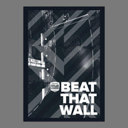 American Ninja Warrior Beat That Wall Wall Art