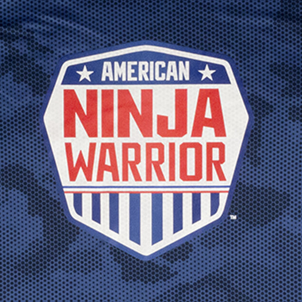 American Ninja Warrior Men's Camo Performance T-Shirt
