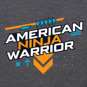 American Ninja Warrior Graphic Hooded Sweatshirt