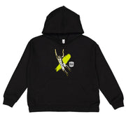America Ninja Warrior Hang Tough Kids Hooded Sweatshirt