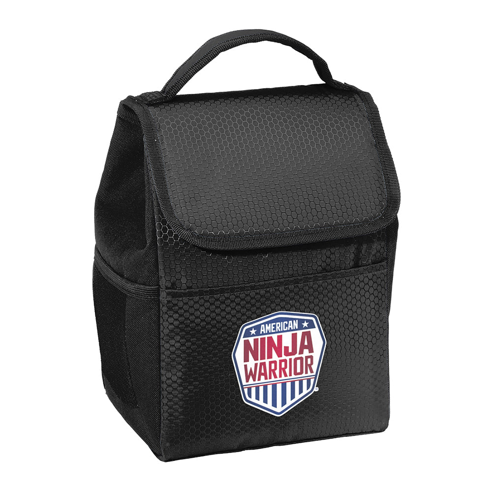 American Ninja Warrior Lunch Cooler-secondary-image
