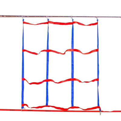 American Ninja Warrior™ Net- 4' x 7' with Carabiners and Anchor Line