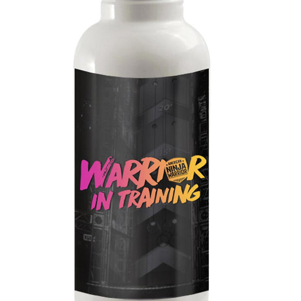 Warrior In Training Water Bottle