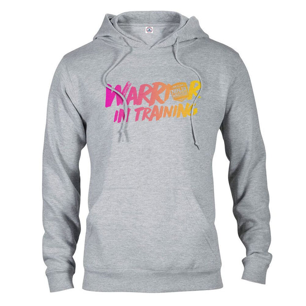 Warrior In Training Hooded Sweatshirt