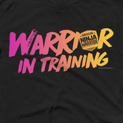 Warrior In Training Short Sleeve T- Shirt