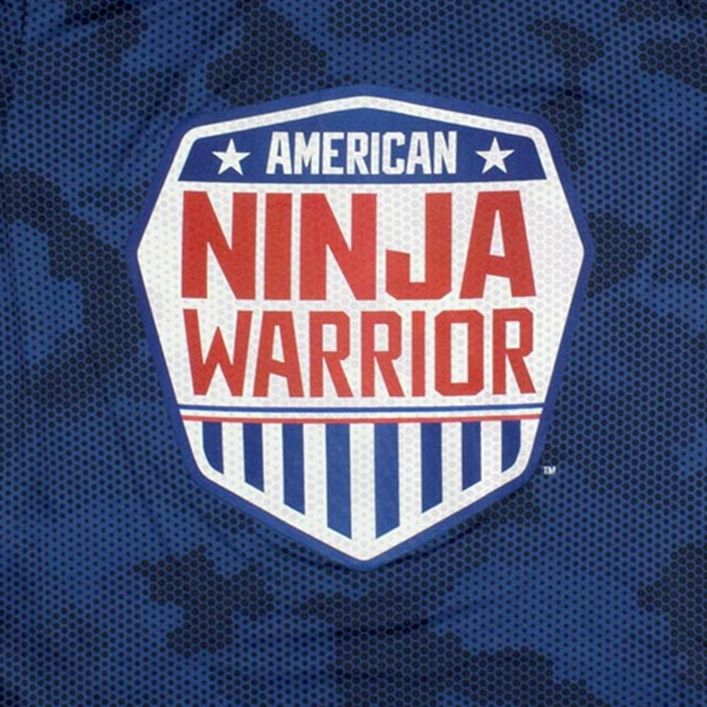 American Ninja Warrior Kids Camo Performance T-Shirt-secondary-image