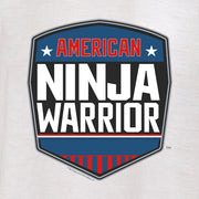 American Ninja Warrior Logo Women's Relaxed V-Neck T-Shirt
