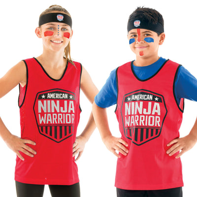 American Ninja Warrior Kids Role Play Set