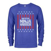 American Ninja Warrior Holiday Christmas Sweatshirt