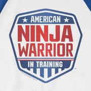 American Ninja Warrior In Training Baseball T-Shirt