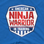 American Ninja Warrior In Training Men's Short Sleeve T-Shirt