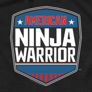 American Ninja Warrior Logo Men's Short Sleeve T-Shirt