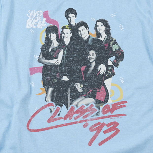 Saved By The Bell Class Of '93 T-Shirt