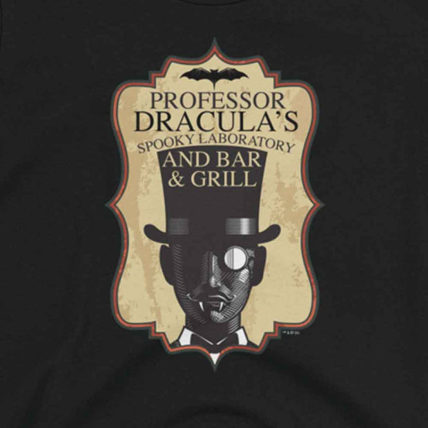 Unbreakable Kimmy Schmidt Professor Dracula Women's Short Sleeve T-Shirt