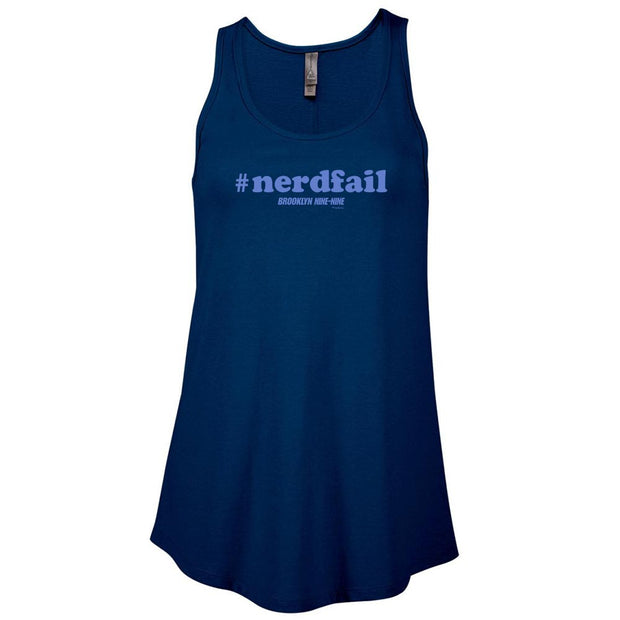 Brooklyn Nine-Nine #nerdfail Women's Flowy Tank Top