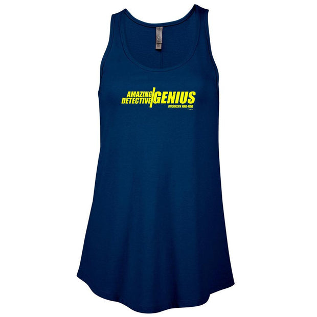 Brooklyn Nine-Nine Amazing Detective Genius Women's Flowy Tank Top