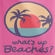 Brooklyn Nine-Nine What's Up Beaches? Beach Towel