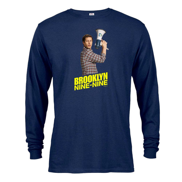 Brooklyn Nine-Nine Jake Peralta Long Sleeve T-Shirt