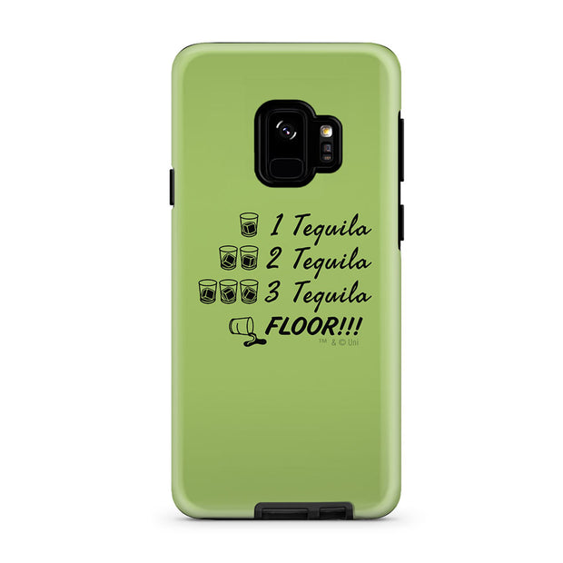 Brooklyn Nine-Nine Captain Holt's 1 2 3 Tequila Tough Phone Case