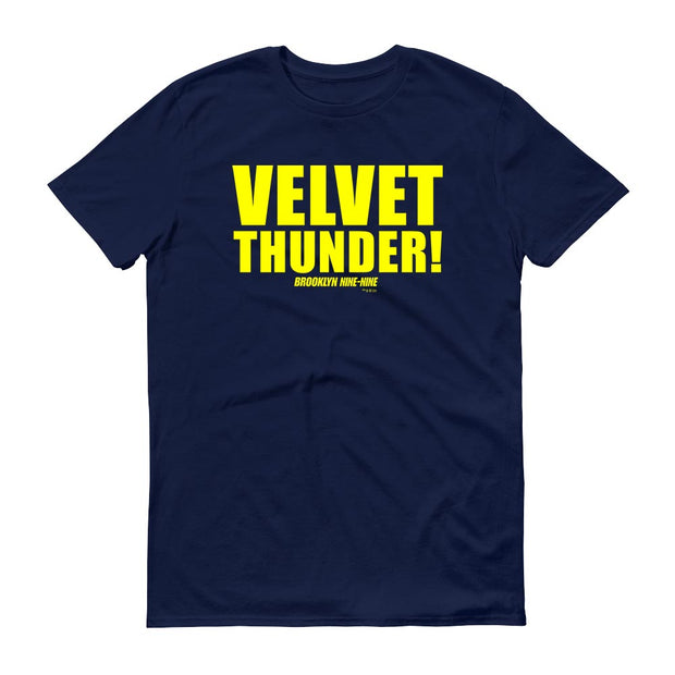 Brooklyn Nine-Nine Velvet Thunder Men's Short Sleeve T-Shirt