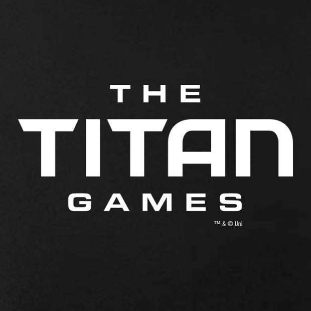 The Titan Games Logo Baby Bodysuit