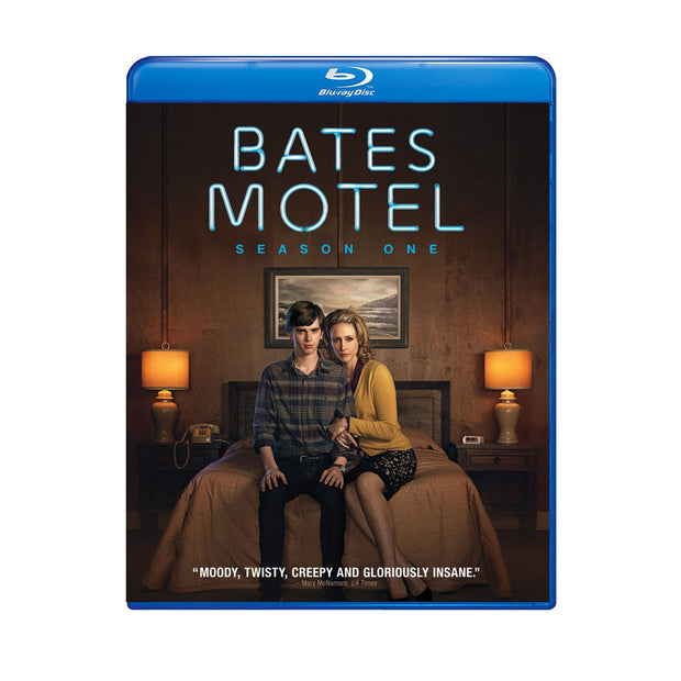 Bates Motel - Season 1 DVD Blu-Ray