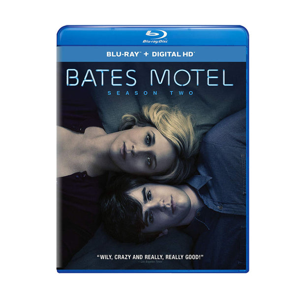 Bates Motel - Season 2 Blu-Ray