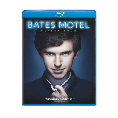 Bates Motel - Season 4 Blu-Ray