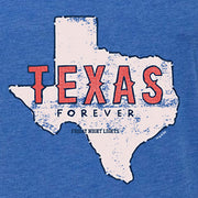Friday Night Lights Texas Forever Unisex Tri-Blend Tank Top