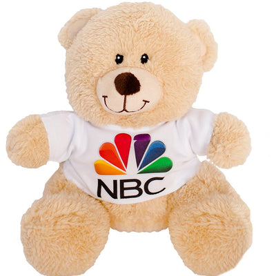 NBC Plush Teddy Bear - 11 inch