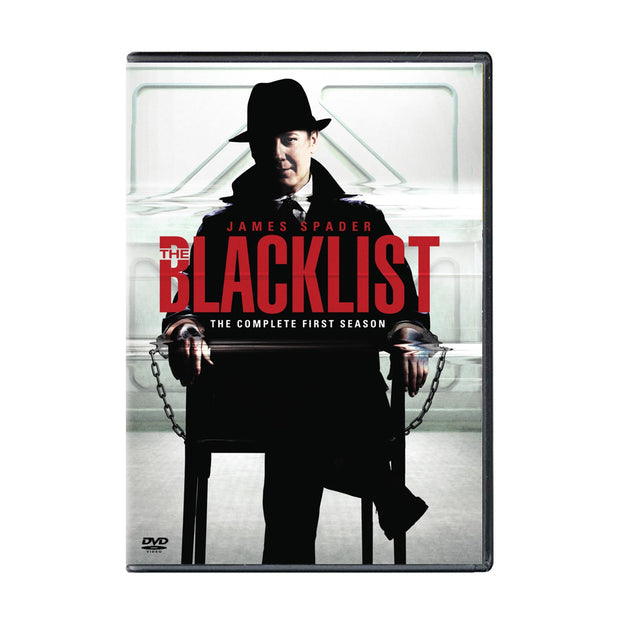 The Blacklist - Season 1 DVD