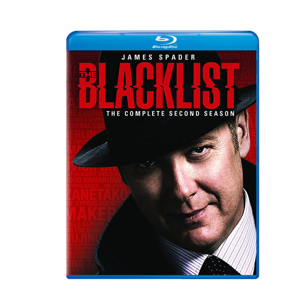 The Blacklist - Season 2 Blu-Ray