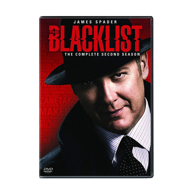 The Blacklist- Season 2 DVD