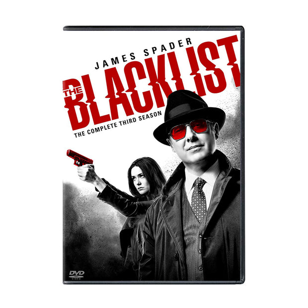 The Blacklist - Season 3 DVD