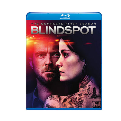 Blindspot - Season 1 Blu-ray