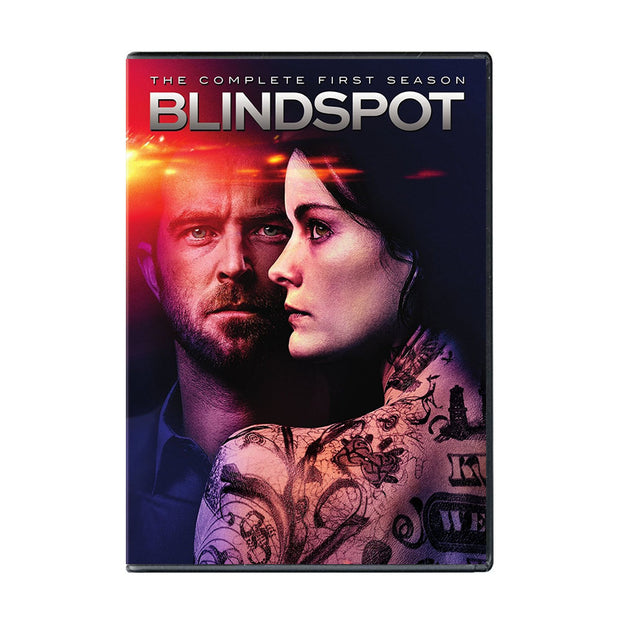 Blindspot - Season 1 DVD