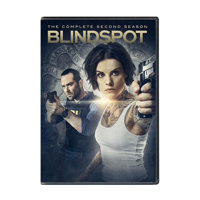 Blindspot - Complete 2nd Season DVD