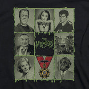 The Munsters Blocks Tank Top