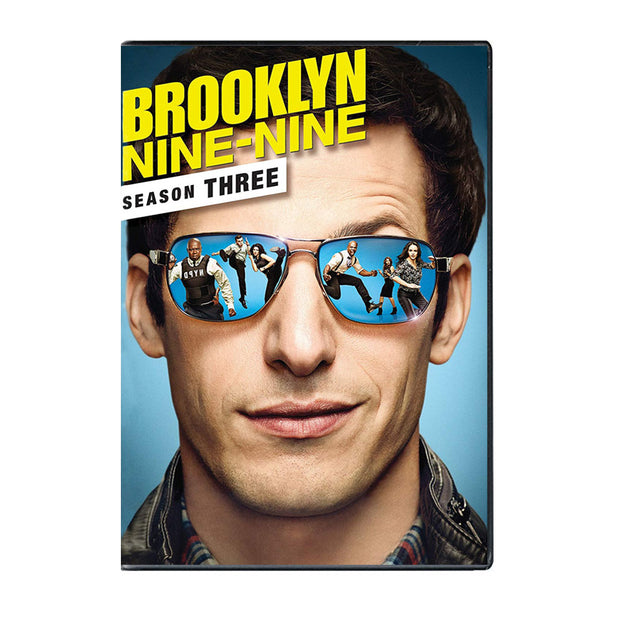 Brooklyn Nine-Nine - Season 3 DVD