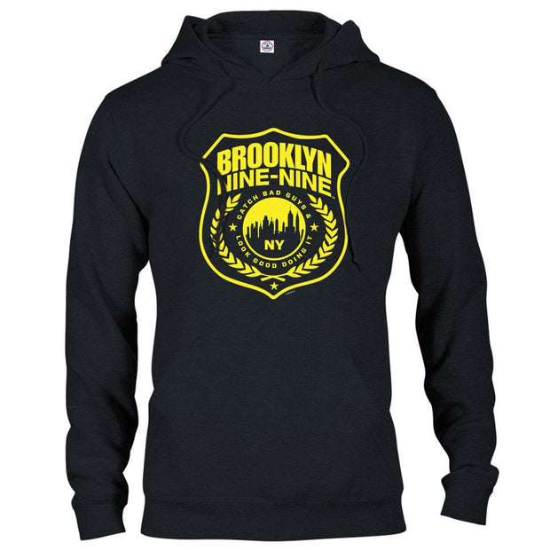 Brooklyn Nine-Nine Badge Hooded Sweatshirt